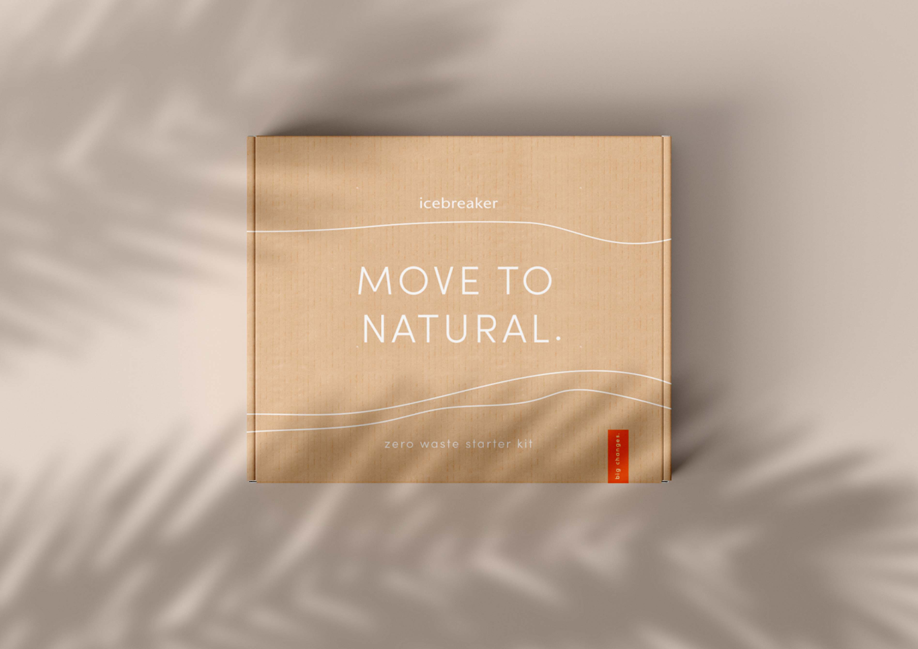 icebreaker – Move to Natural