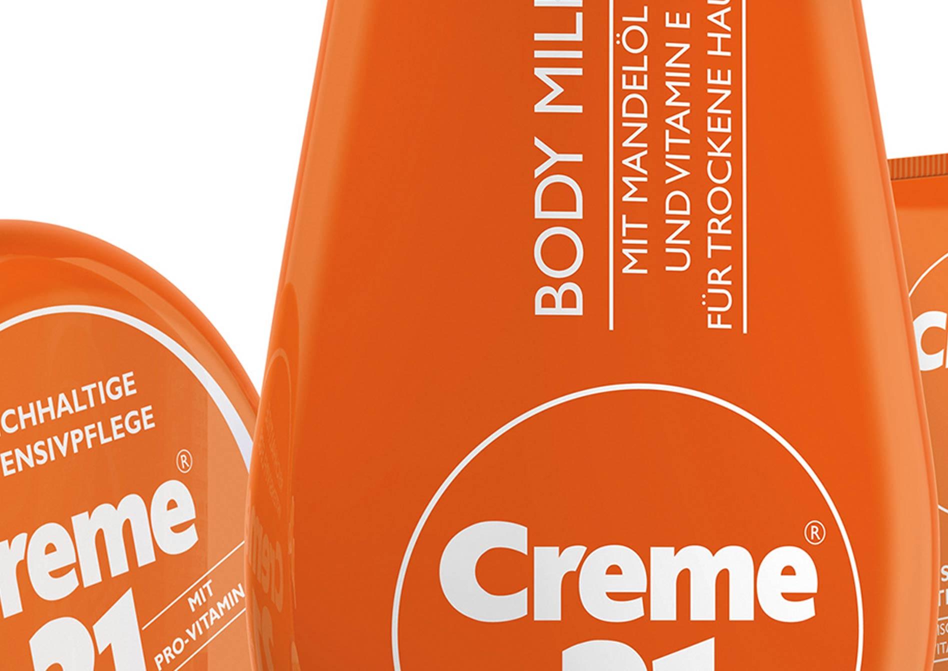 Creme 21 Classic Range